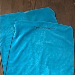 Other - NamaStay Towel yoga mat towel